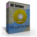 007 DVD Author Free Version